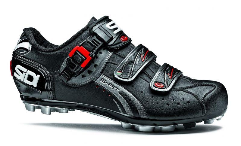Chaussures Sidi MTB DOMINATOR 5-FIT MEGA noir mat