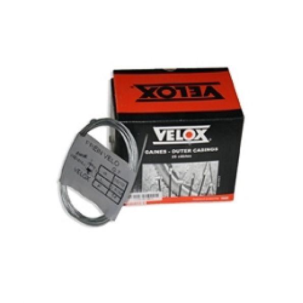 Câble de frein VELOX 7x6 15/10e 2.50 m pour vélo tandem (boîte de 25)