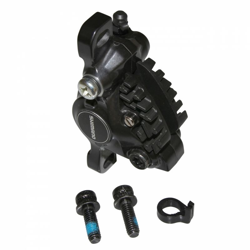 Étrier de frein hydraulique seul Avant ou Arrière Shimano BR-R785 PM Gris