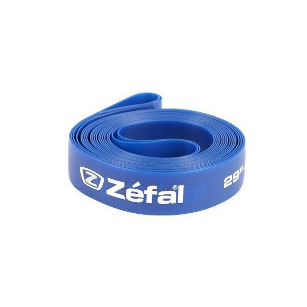 """Fond de jante Zéfal PVC 29/28"""" 20 mm (Paire) - 1"""