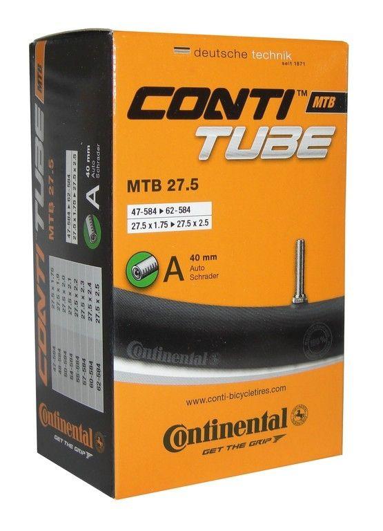 Continental Lot de 2/valves Presta pour Chambre /à air 1,75 /à 2,5 MTB 29 pour VTT