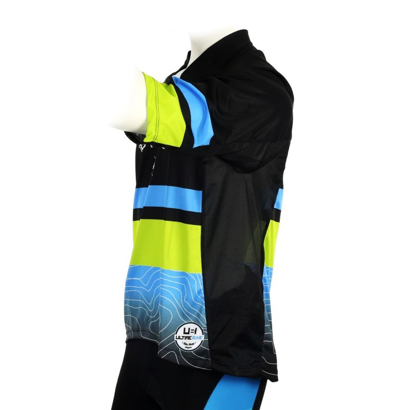 Maillot UltimeBike Enduro by TACTIC Manches 3/4 - 2