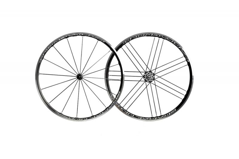 Roues Campagnolo Shamal Ultra C17 Shim.11V (Paire)