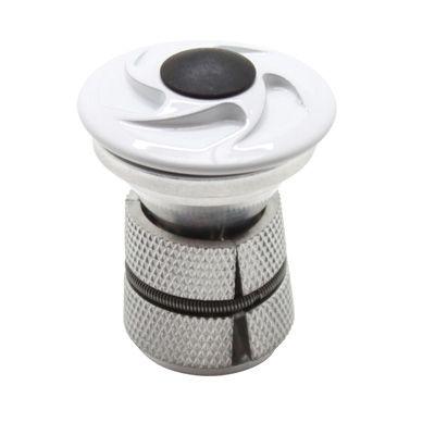 Bouchon de jeu de direction Expandeur Ahead-Set 18 mm Blanc