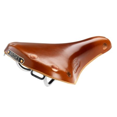 Selle Brooks Team Pro S Special - Miel