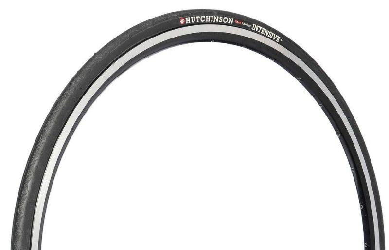 Pneu Hutchinson Intensive 2 700 x 25C TT Hardskin Reinforced TS Noir