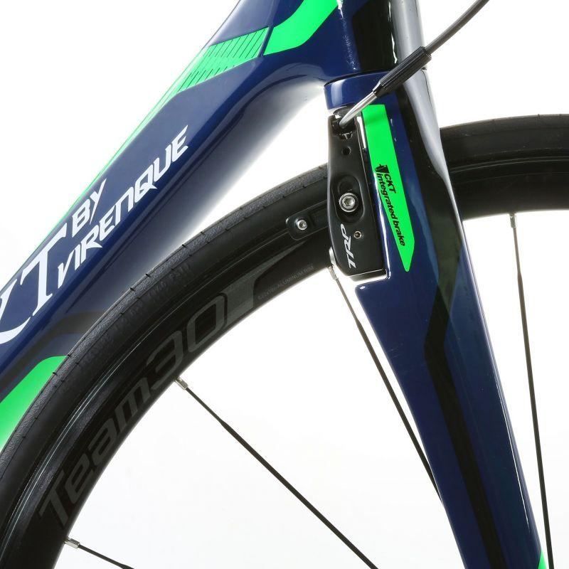 Vélo de route test CKT by Virenque 589 SEP San Juan Ultegra (taille L) - 2