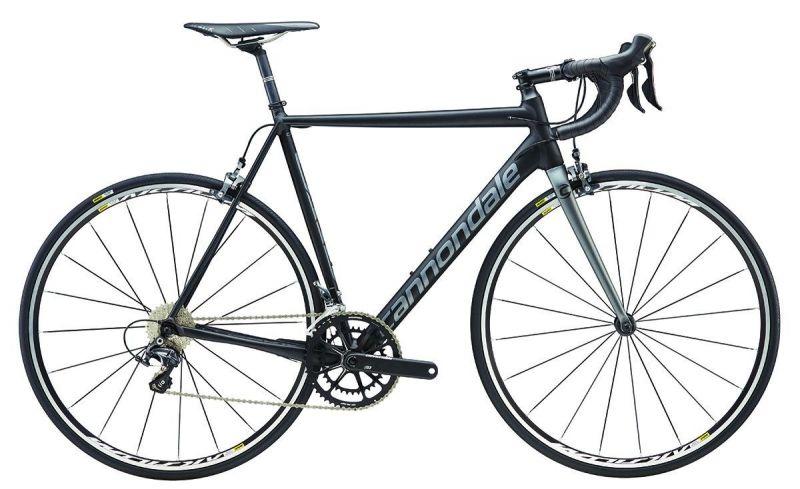 Vélo route Cannondale CAAD12 Ultegra 3 2017 Noir