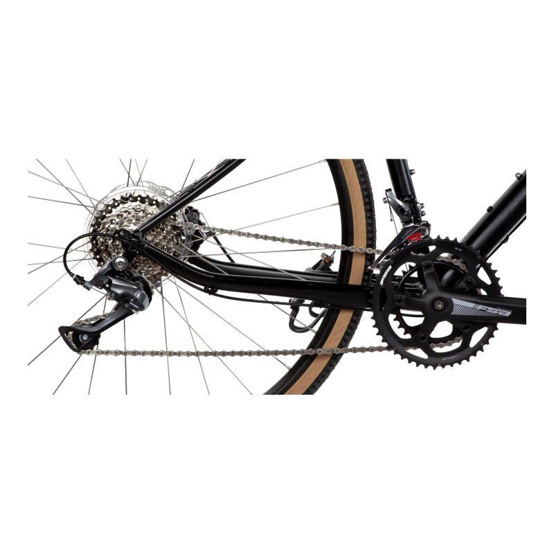 Vélo de Gravel GT Grade Élite Shimano Claris Noir 2020 - 4