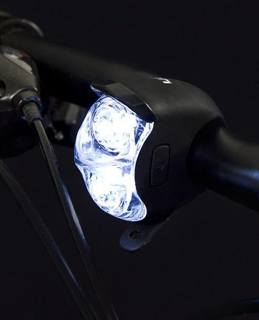 Éclairage avant Spanninga Jet Front 2 LEDs (Rechargeable USB) - 1