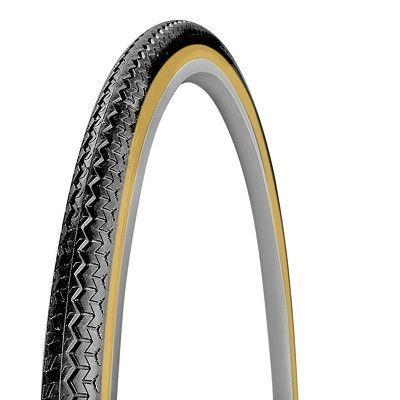 Pneu Michelin World Tour 700 x 35C TR Noir/Beige
