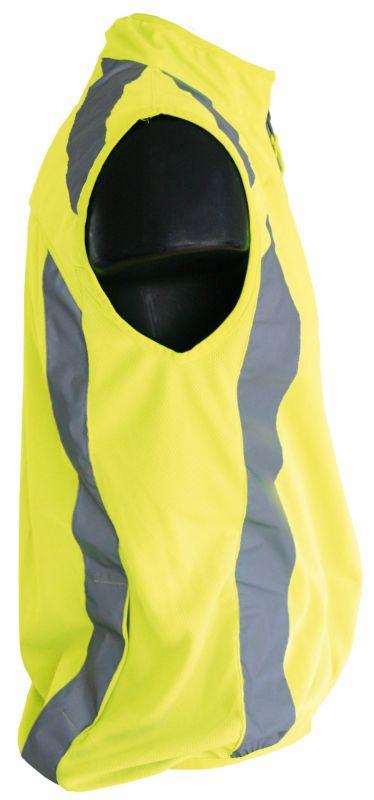 L2s gilet de securite visioplus jaune fluo