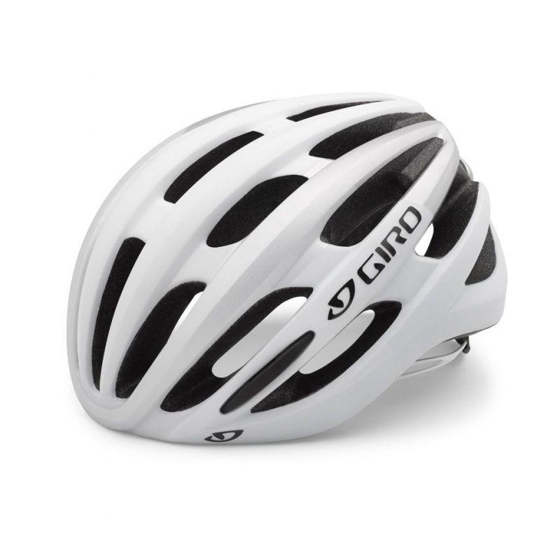 Casque Giro FORAY Blanc mat/Argent