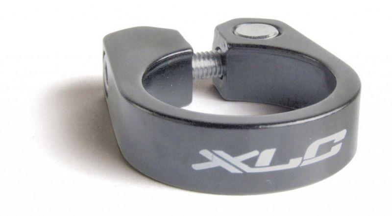 Collier de tige de selle XLC PC-B05 Alu 31,6 mm Titane