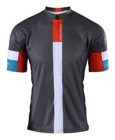 maillot troy lee designs ace 2 0 corsa gray sur ultime bike. Black Bedroom Furniture Sets. Home Design Ideas