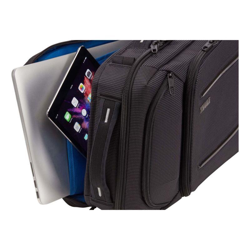 """Sac à dos Thule Crossover 2 convertible Laptop Bag 15,6"""" Noir - 5"""