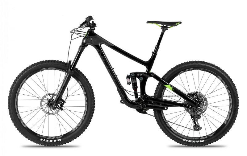 vtt enduro norco range c7 2 carbone 27 5 gris noir vert 224 vendre sur ultime bike