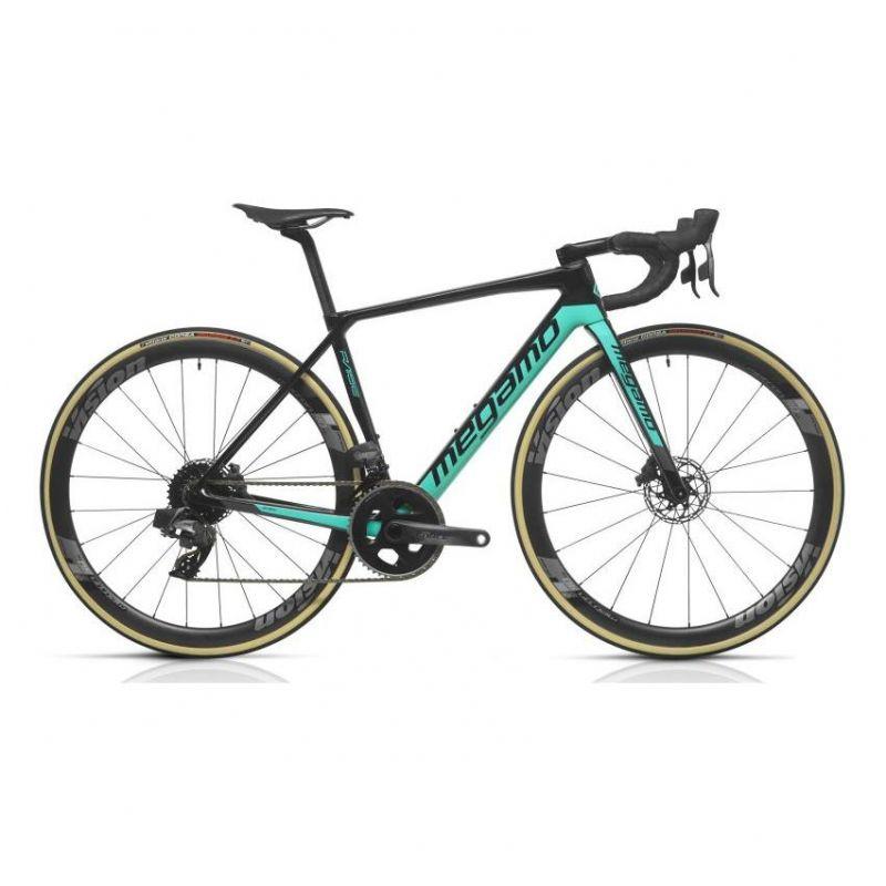 Vélo Route Megamo Raise AXS 02 Vert 2020