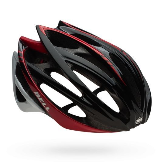 Casque Bell GAGE MIPS Noir/Rouge