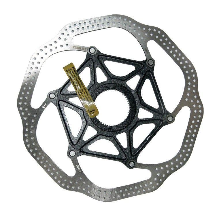 Disque AVID HSX 160 mm Centerlock noir