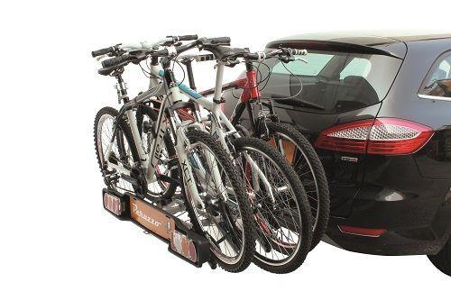 Porte-vélos Peruzzo Parma Acier Inclinable 3 vélos - 2
