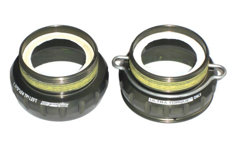 Boitier de pédalier Campagnolo Record Ultra Torque BSA 68 mm Noir - 1