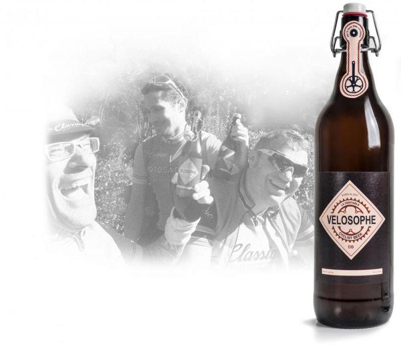 Bière du cycliste Velosophe Team 1 L