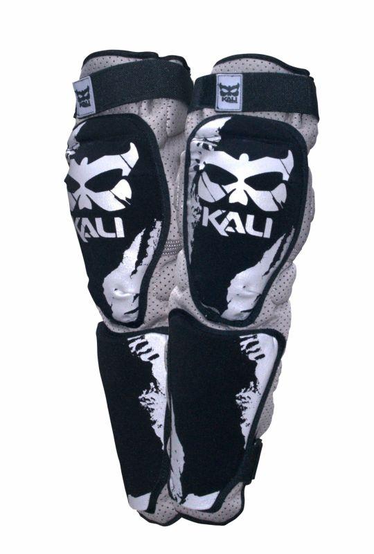 Genouillères Kali Protectives Aazis Plus 180 Soft Noires/Grises
