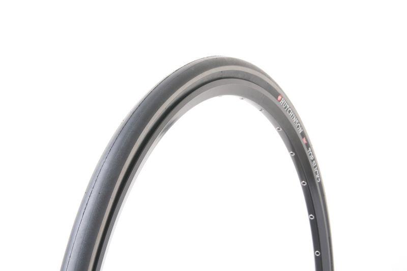 pneu 26 x hutchinson top slick 2 tt tr noir sur ultime bike. Black Bedroom Furniture Sets. Home Design Ideas