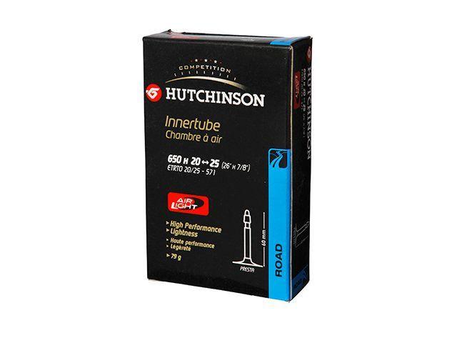 Chambre à air Hutchinson Air Light 650 x 20/25C Presta 60 mm