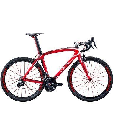 Vélo de route CKT by Virenque 579 Carbone Ultegra DI2