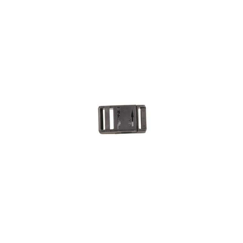 Boucle de fixation Fidlock (20mm) pour casque intégral O'Neal Noir