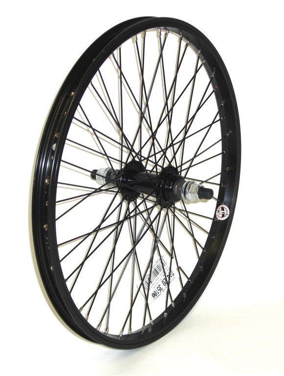 roue bmx 20 pouces arriere