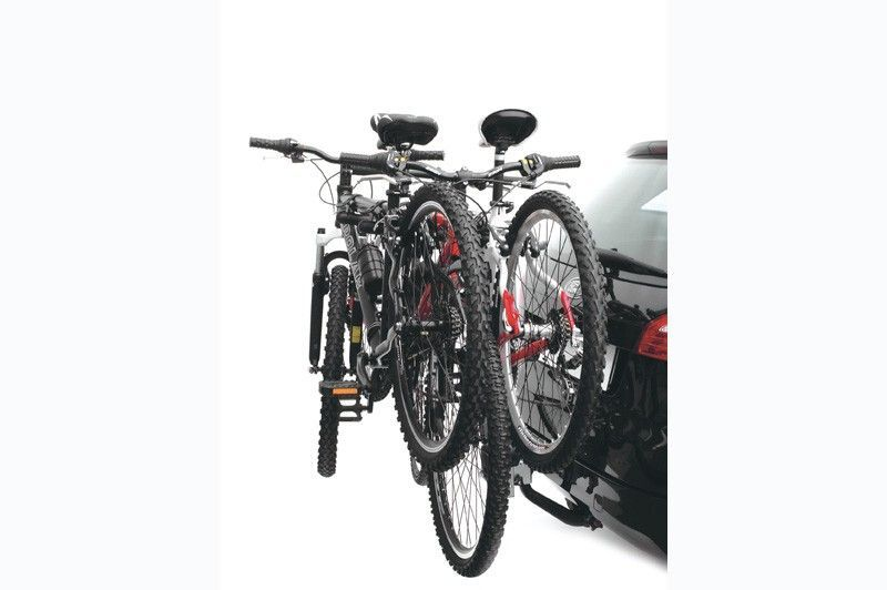 Porte-vélo sur attelage Peruzzo Arezzo inclinable Acier 3 vélos - 1