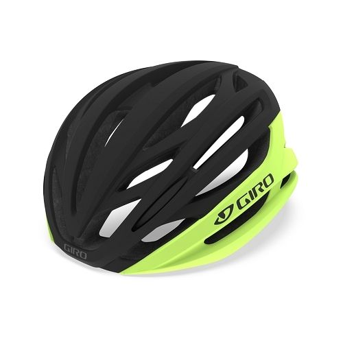 Casque Giro Syntax MIPS Noir/Jaune HighLight