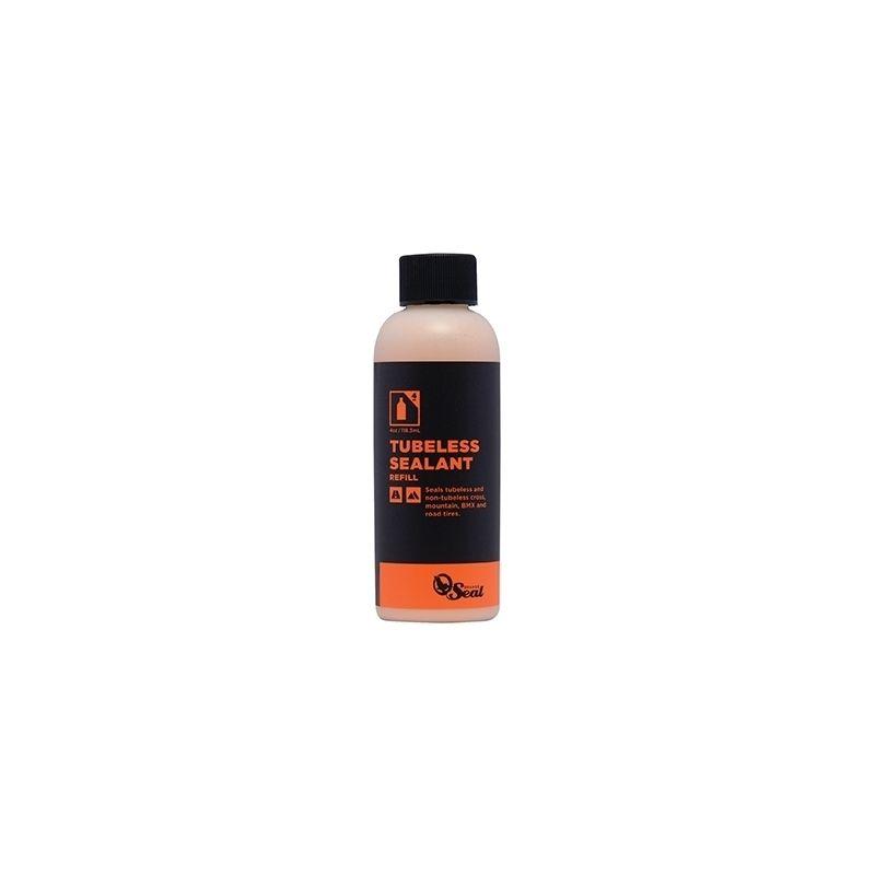 liquide pr ventif anti crevaison orange seal original flacon 119 ml sur ultime bike. Black Bedroom Furniture Sets. Home Design Ideas