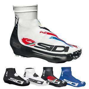 Couvre-chaussures Sidi CHRONO Sidi Blanc/Tricolore