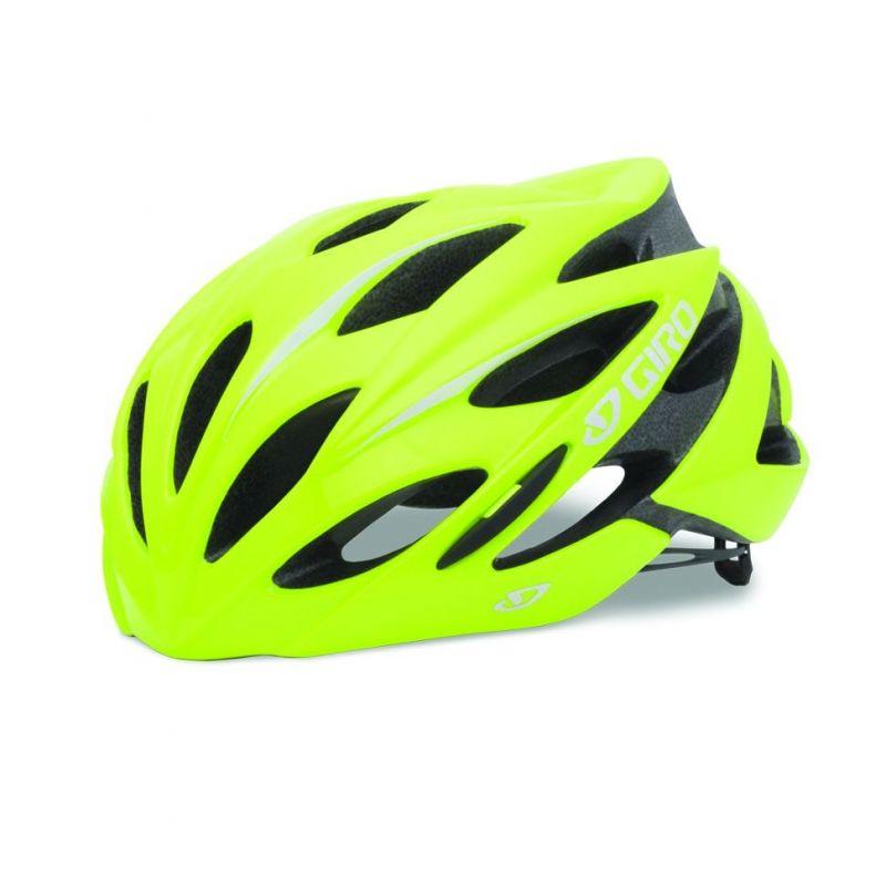 Casque Giro SAVANT 2015 jaune fluo