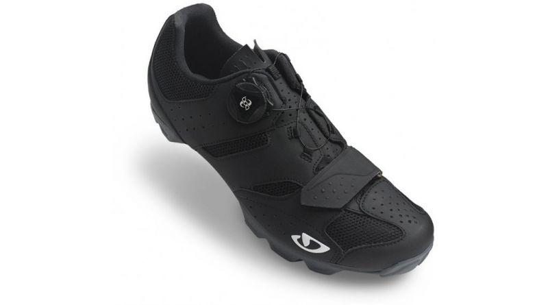 Chaussures VTT femme Giro CYLINDER BOA WOMEN Noir