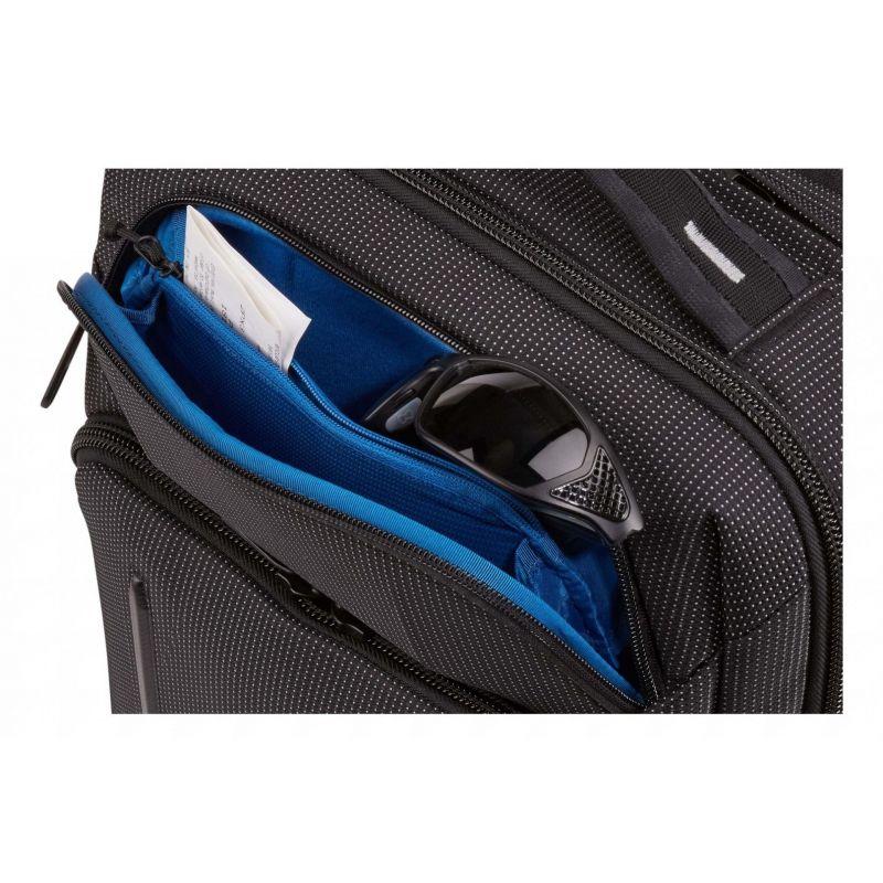 """Sac à dos Thule Crossover 2 convertible Laptop Bag 15,6"""" Noir - 4"""