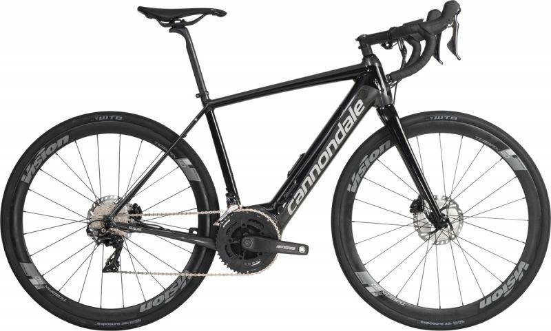 Vélo route électrique Cannondale Synapse NEO 1 Noir/Argent