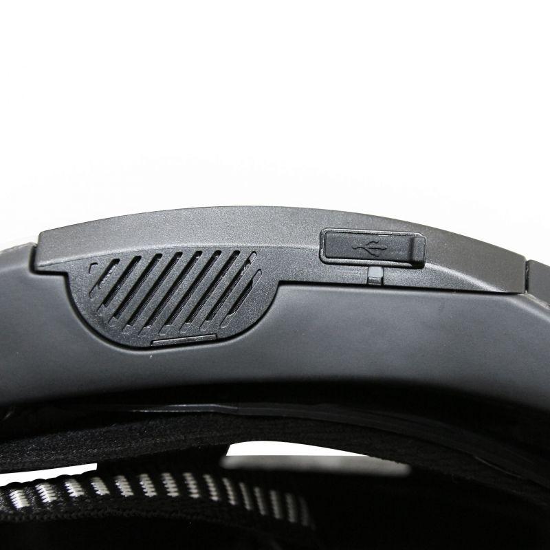 Casque vélo Sena X1 In-Mold Connection Bluetooth 4.1 Avec kit main-libre Blanc - 3