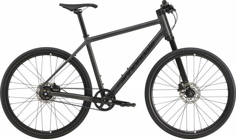 Vélo urbain Cannondale Bad Boy 1 27.5 Noir mat BBQ