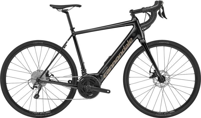 Vélo route électrique Cannondale Synapse NEO 3 Noir Pearl/Argent