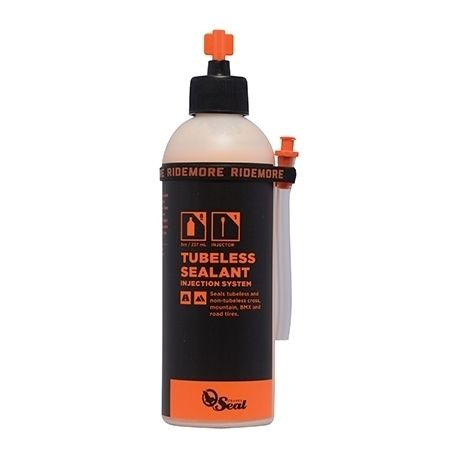 Liquide préventif anti-crevaison + applicateur Orange Seal Original flacon 237 ml