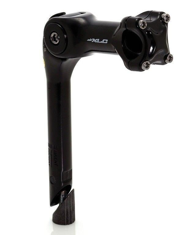 """Potence réglable XLC ST-T01 Alu 1"""" Plongeur 25,4 mm L. 100 mm Noir"""