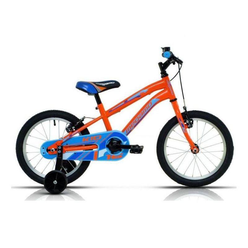 Vélo Enfant Megamo Kid Boy 16'' Orange 2020