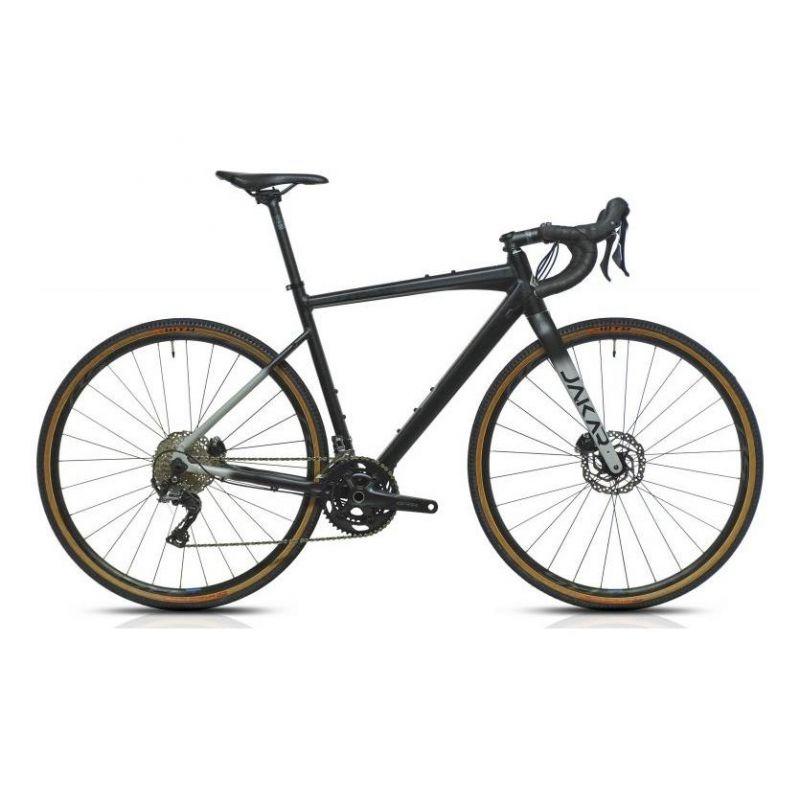 Vélo de Gravel Megamo Jakar 30 GRX Noir 2020