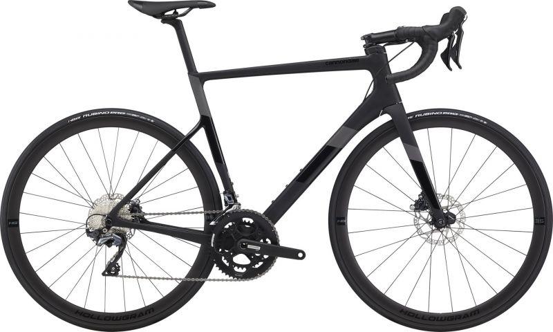 Vélo Route Cannondale SuperSix EVO Disc Shimano Ultegra Noir 2020