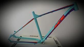 """Cadre Fat Bike Ice Yukulele 26"""" Turquoise - 2"""